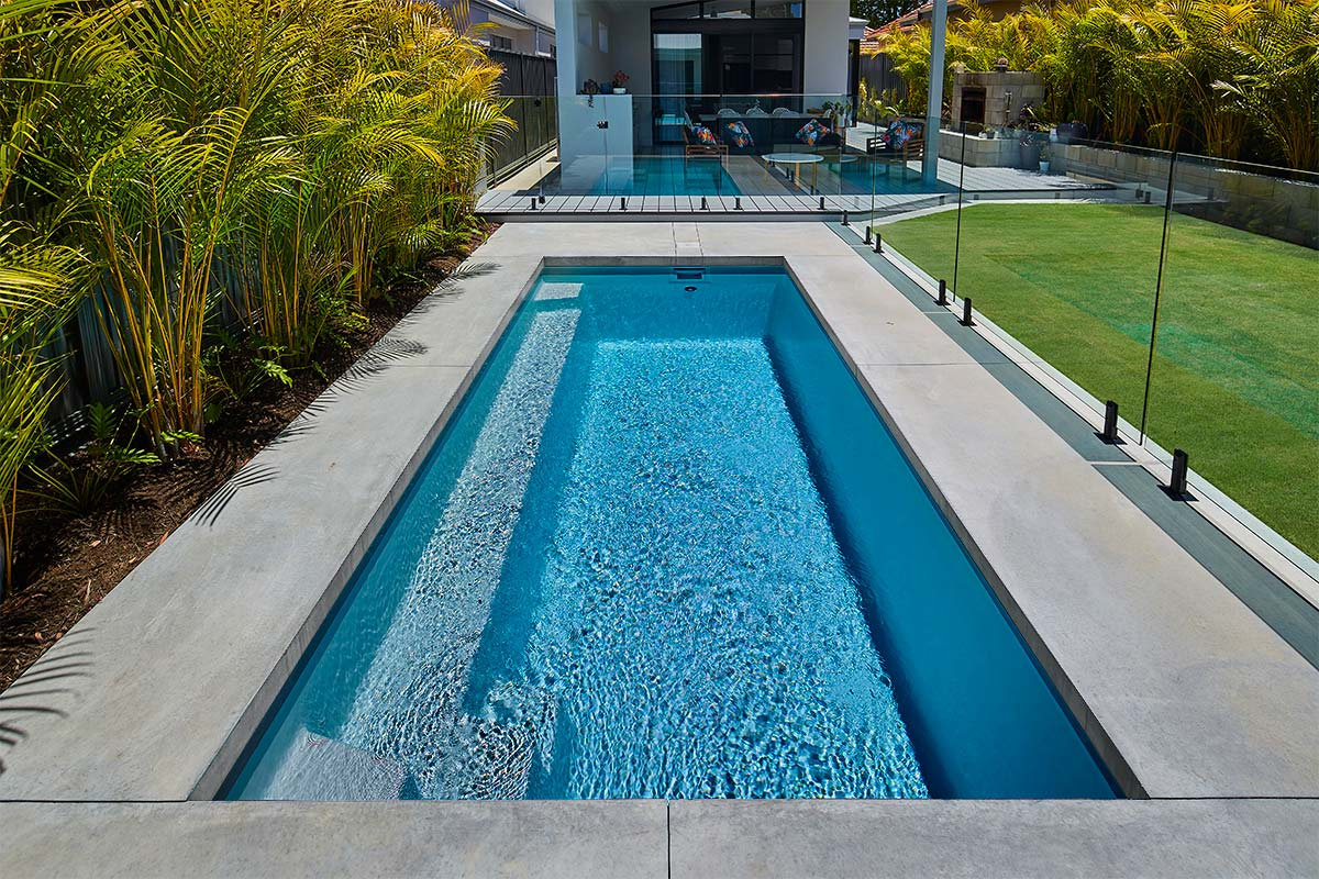 Pool Colour Electric Grey