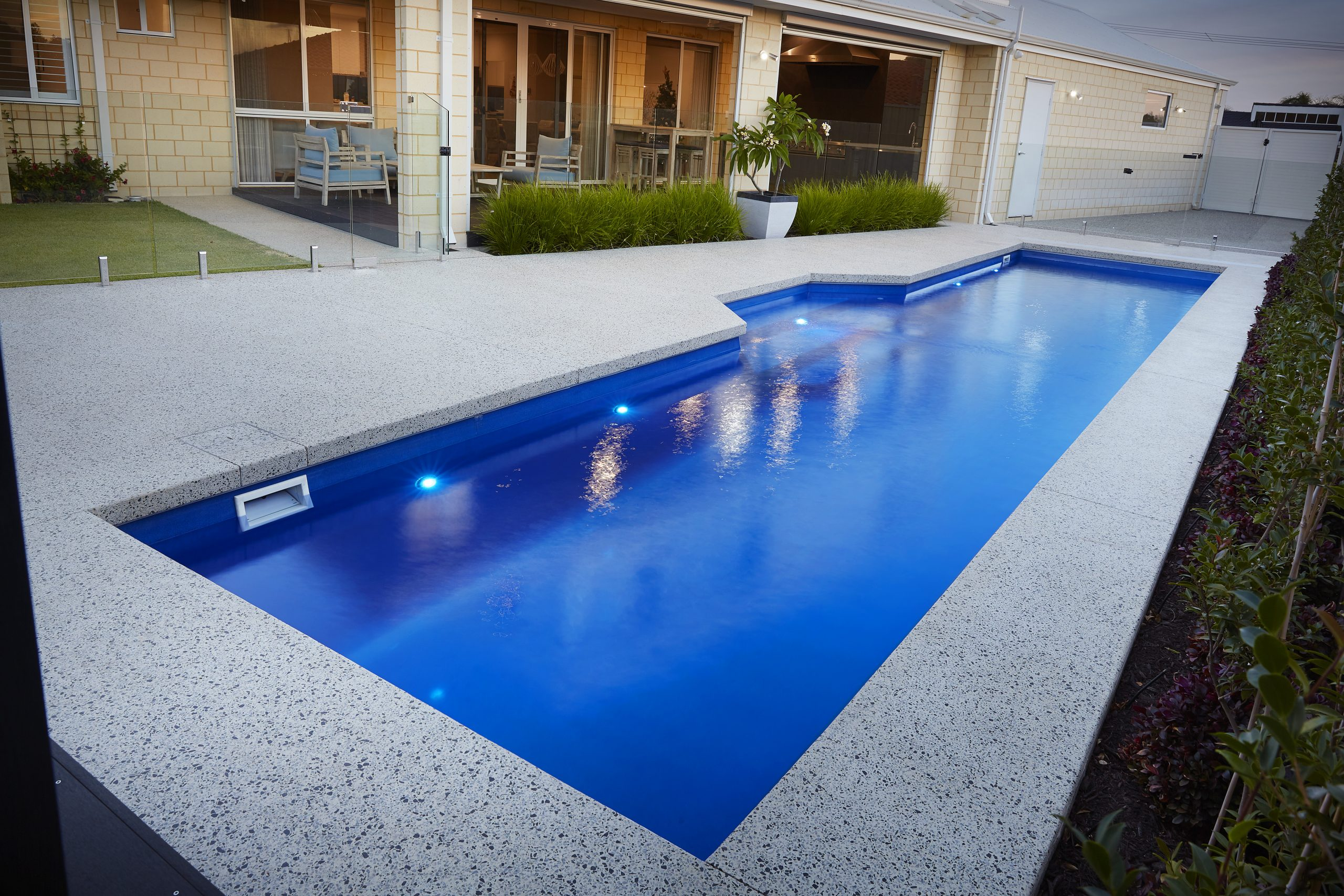 The Benefits Of A Lap Pool The Fibreglass Pool Company